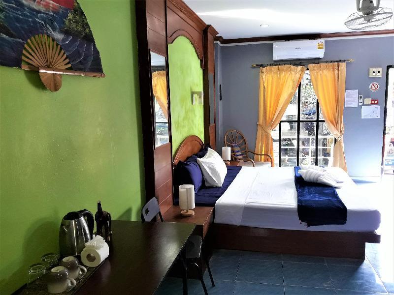 The旅館-公寓