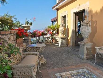 Taormina Hotel Villa Ducale