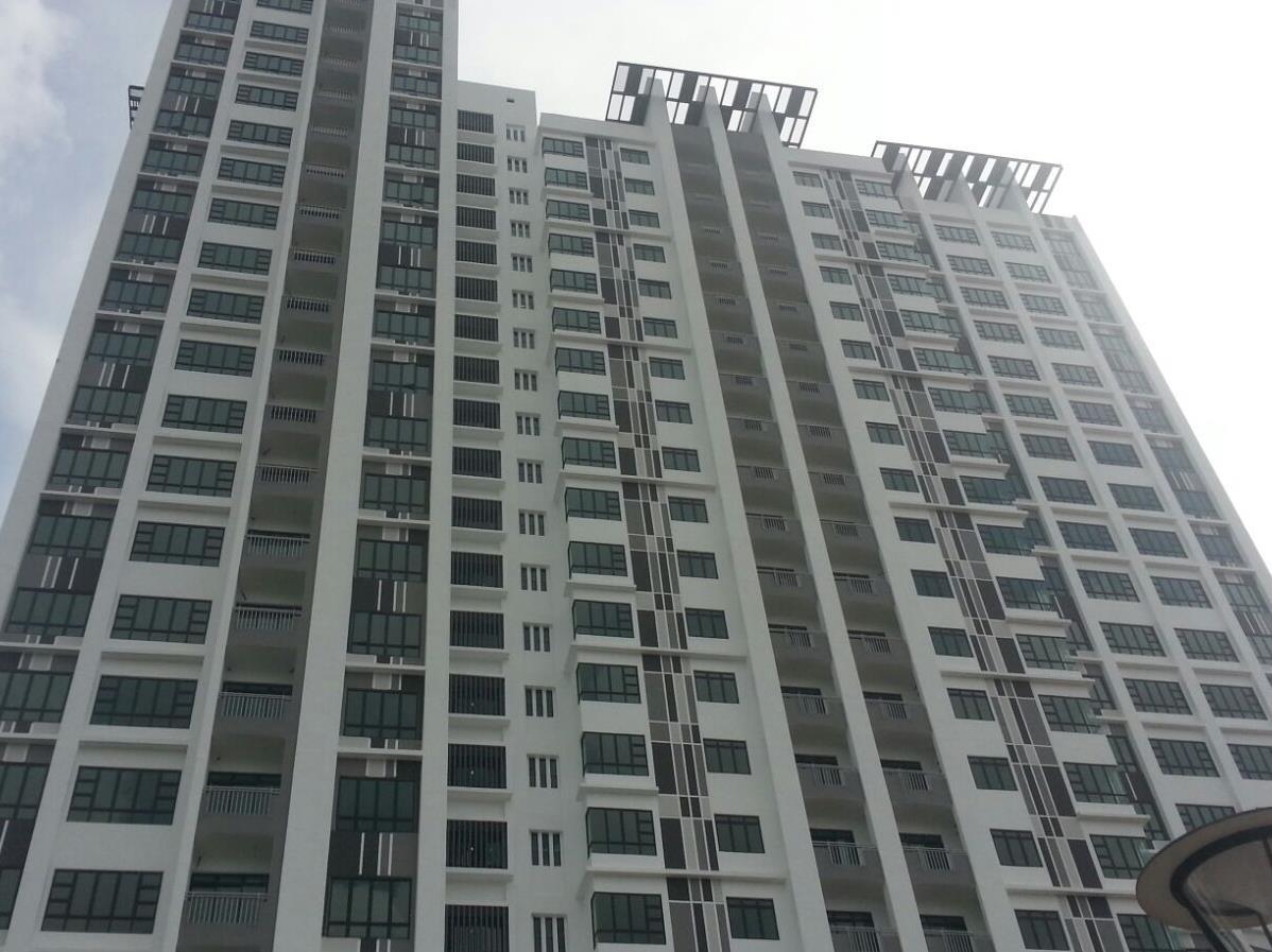 Sky View Comfy Home, Johor Bahru