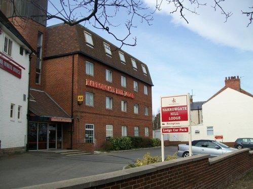 The Harrowgate Hill Lodge