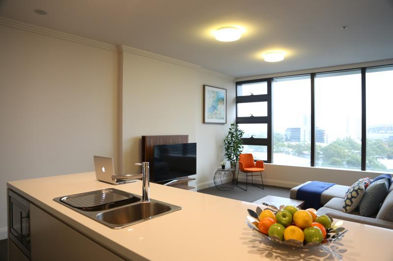 Deluxe two bedroom apartment at Olympic Park, Auburn