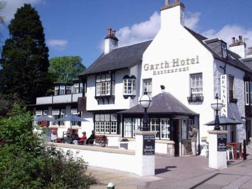 Garth Hotel and Restaurant