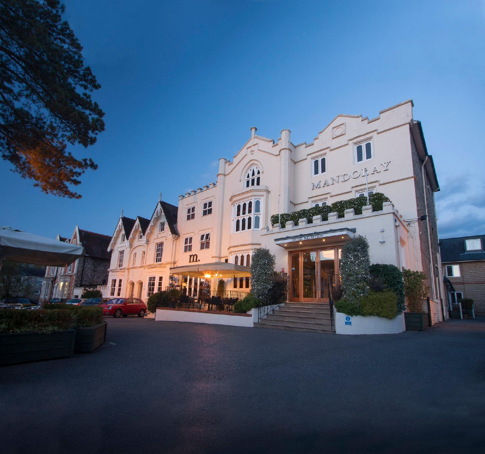 The Mandolay Hotel and Conference Centre, Surrey