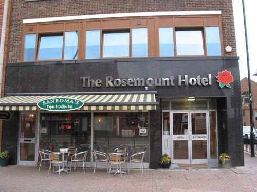 Rosemount Hotel Heathrow, London