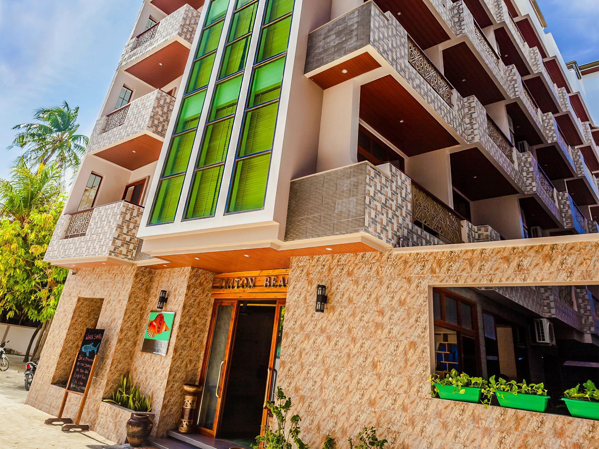 Triton Beach Hotel & Spa at Maafushi, Kepulauan Maafushi