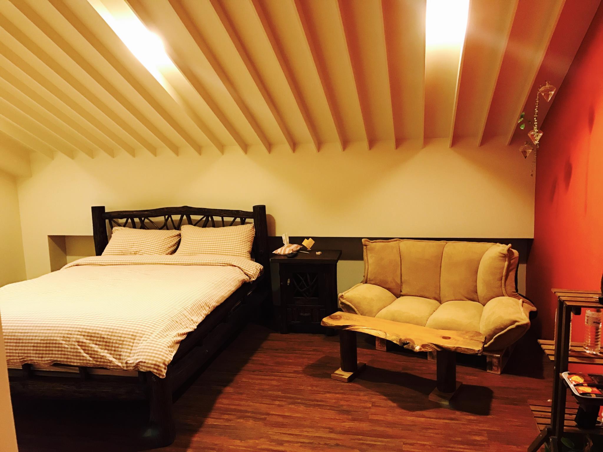 标准双人床房