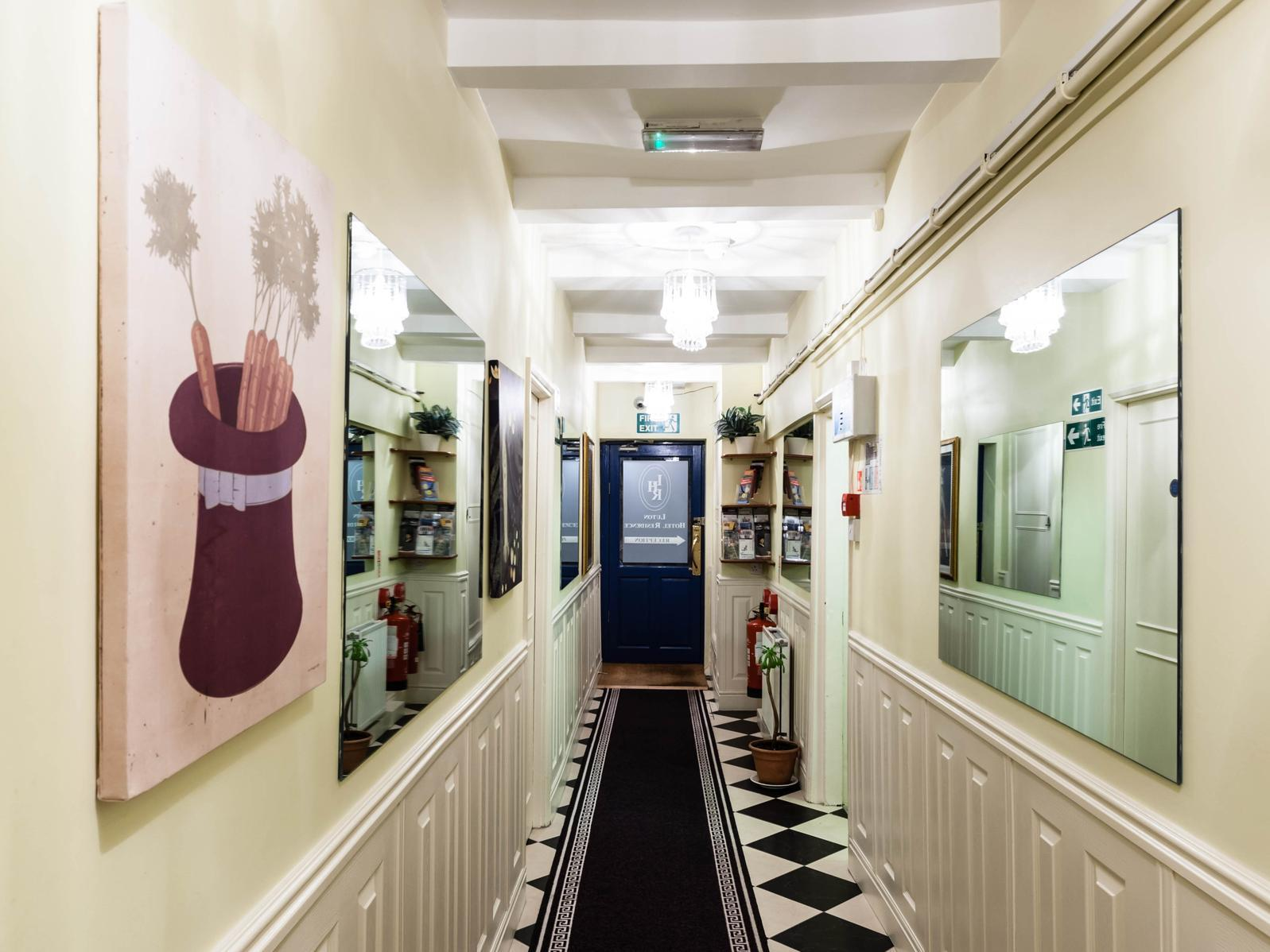 Luton Hotel Residence