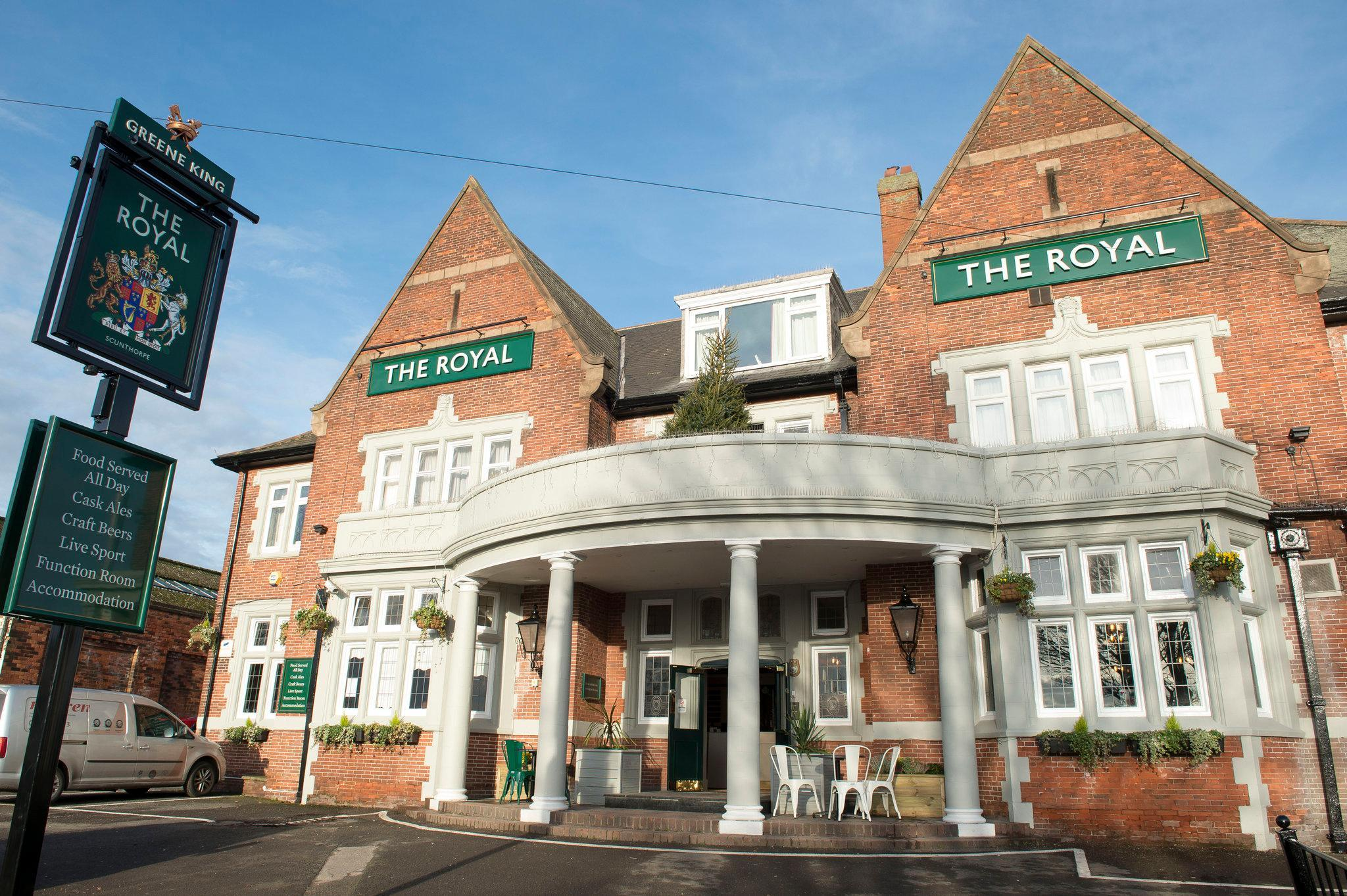 Royal Hotel by Good Night Inns, North Lincolnshire