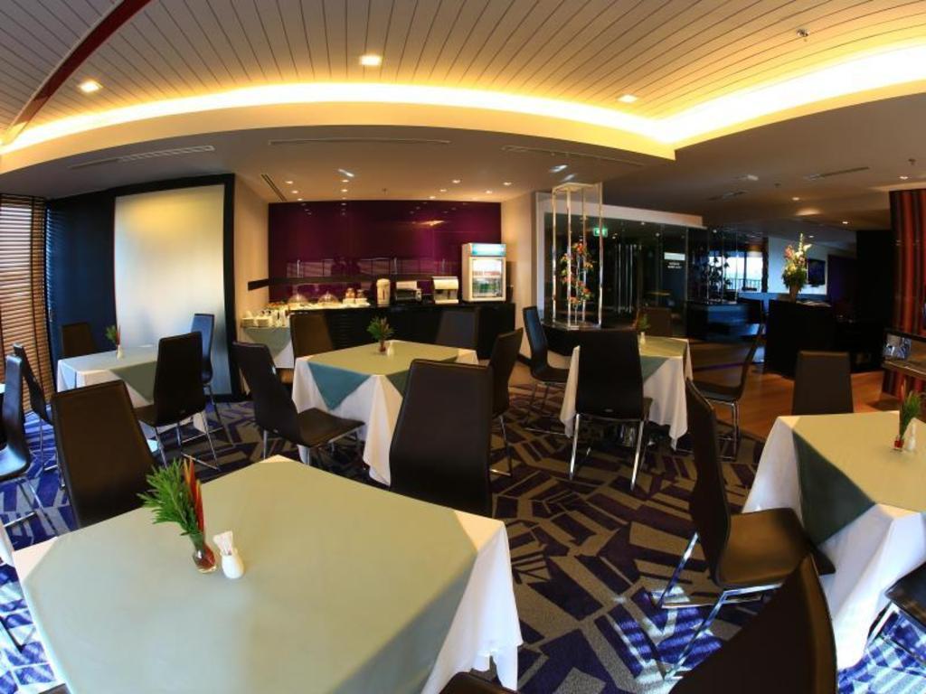 ベスト ウエスタン プレミア アマランス スワンナプーム エアポート ホテル13