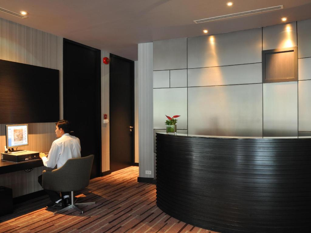 ベスト ウエスタン プレミア アマランス スワンナプーム エアポート ホテル12