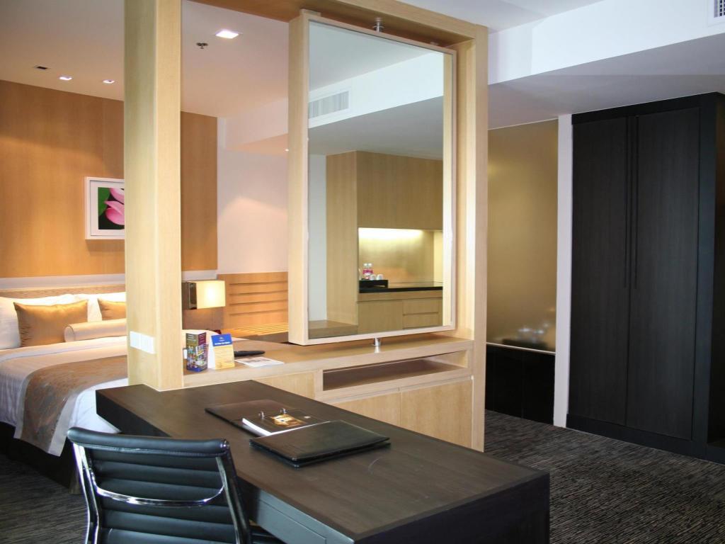 ベスト ウエスタン プレミア アマランス スワンナプーム エアポート ホテル4