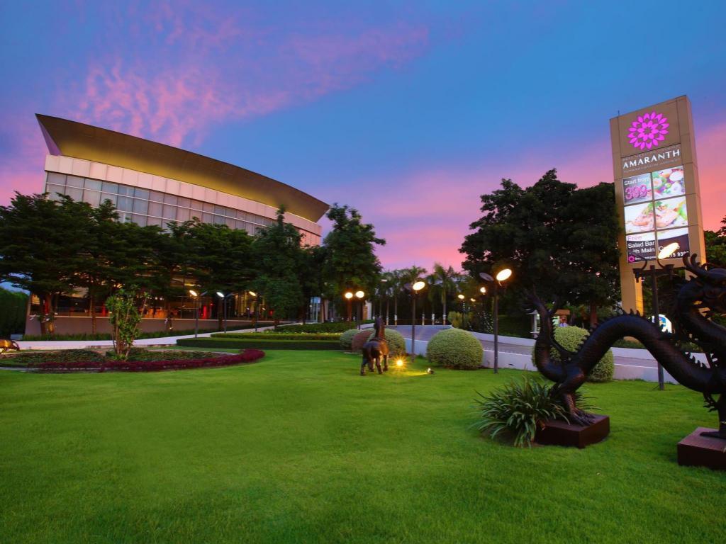 ベスト ウエスタン プレミア アマランス スワンナプーム エアポート ホテル14