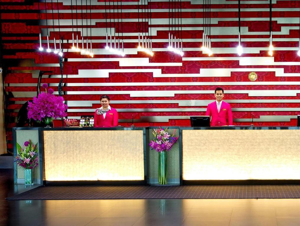 ベスト ウエスタン プレミア アマランス スワンナプーム エアポート ホテル16