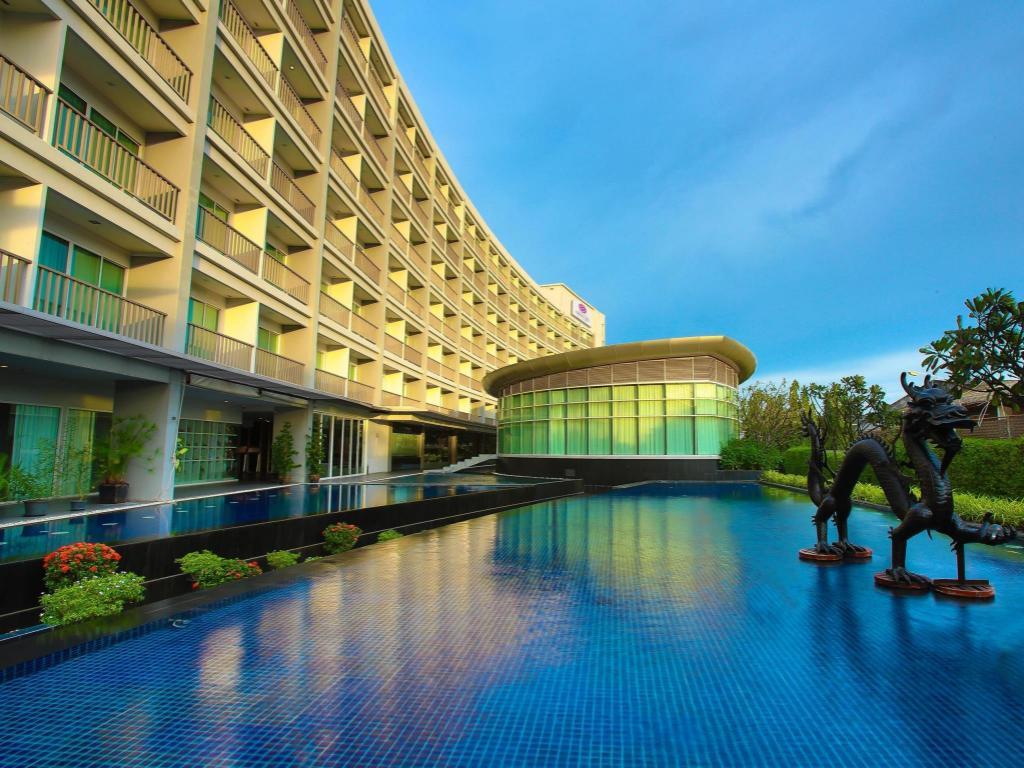 ベスト ウエスタン プレミア アマランス スワンナプーム エアポート ホテル6