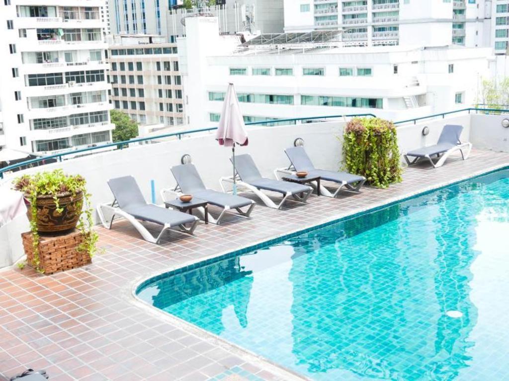 ベスト コンフォート バンコク ホテル6