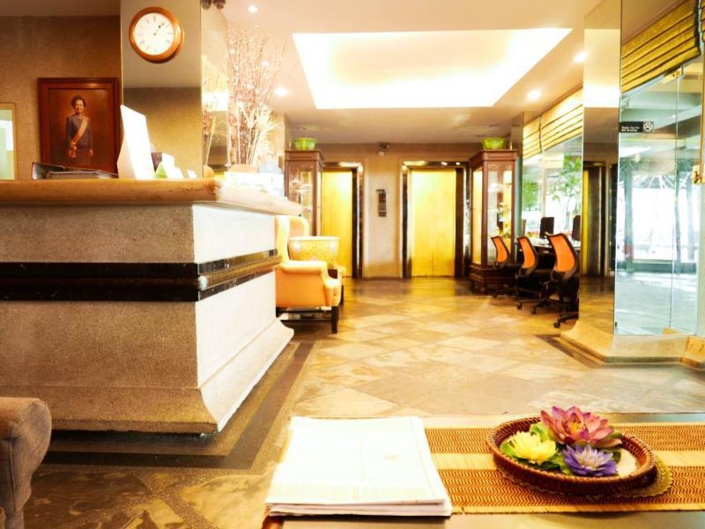 ベスト コンフォート バンコク ホテル14