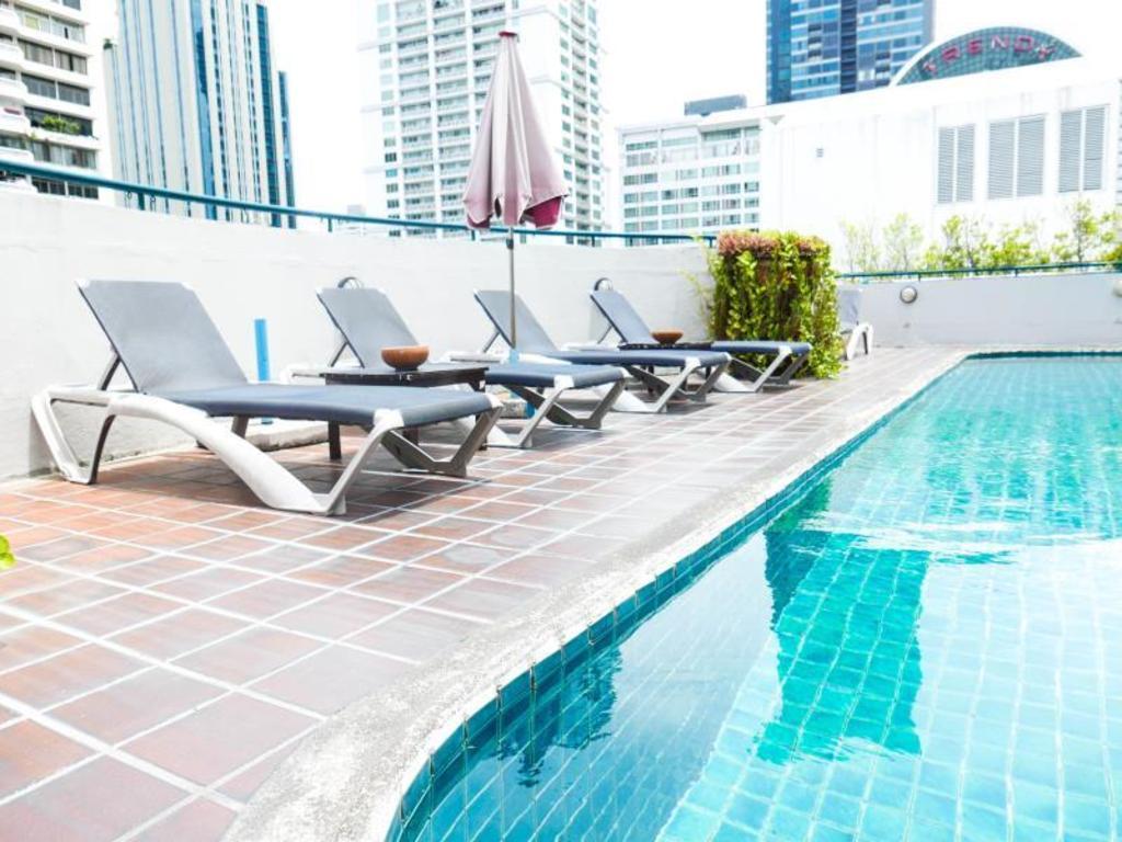 ベスト コンフォート バンコク ホテル7
