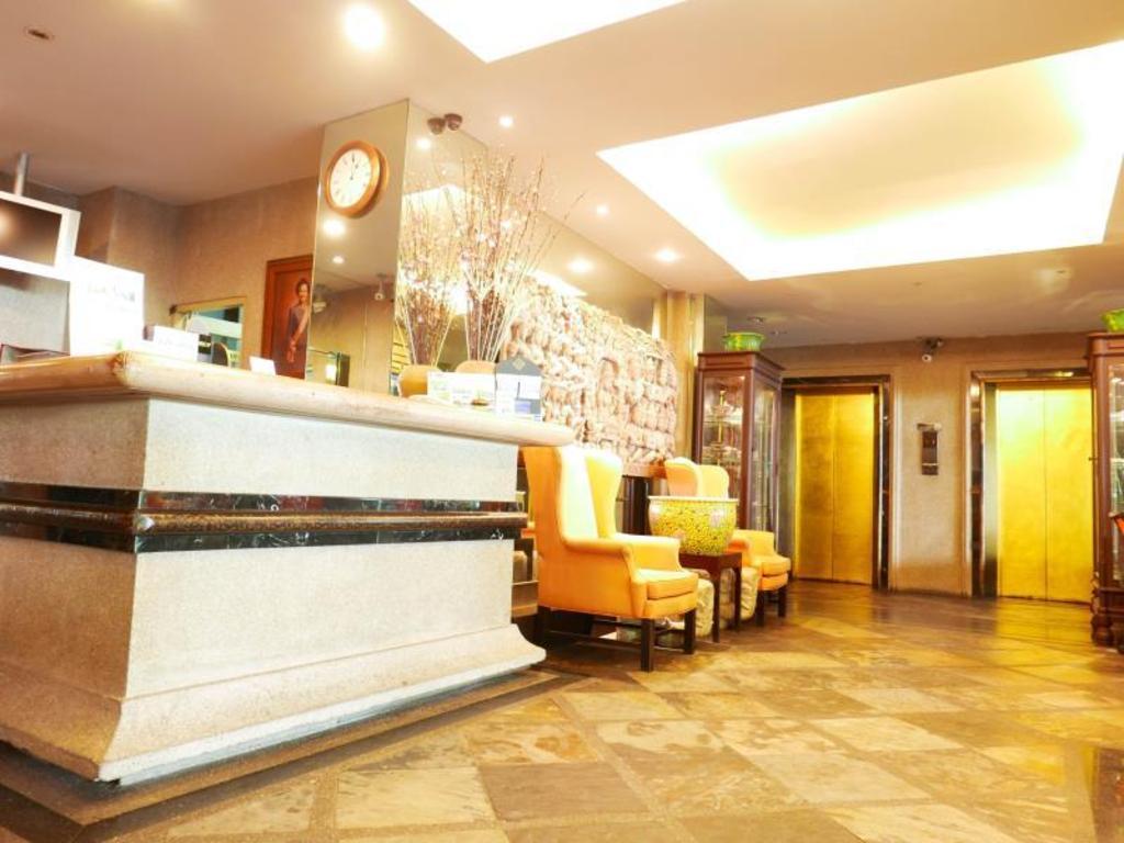 ベスト コンフォート バンコク ホテル15
