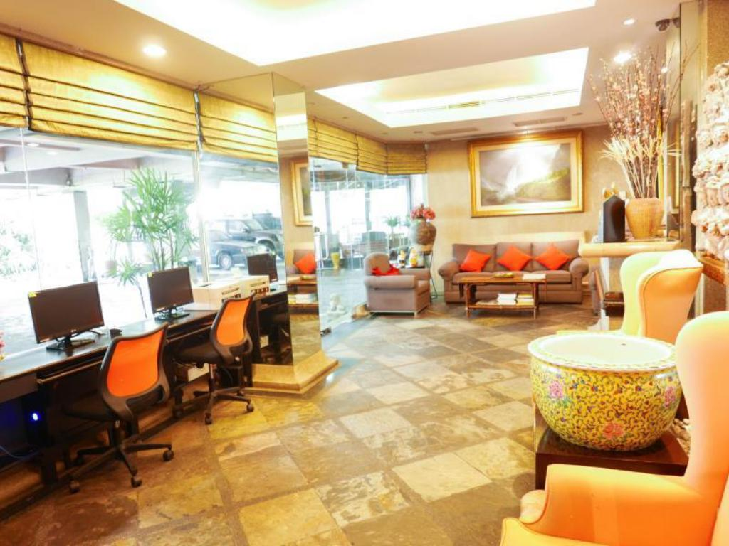 ベスト コンフォート バンコク ホテル12