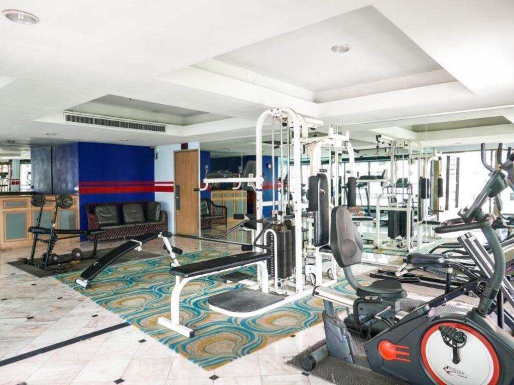 ベスト コンフォート バンコク ホテル8