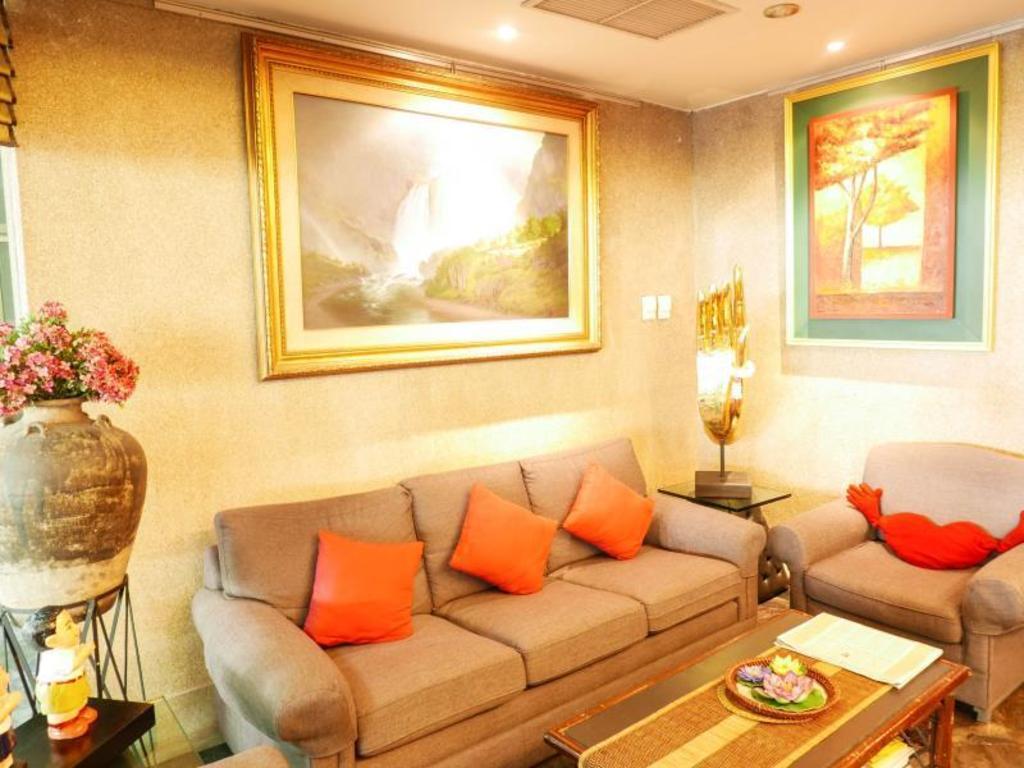 ベスト コンフォート バンコク ホテル3