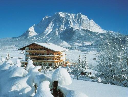 Silence-Sporthotel Zugspitze