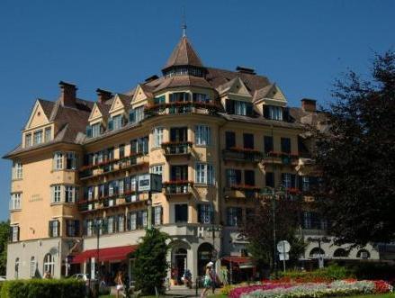 Hotel Carinthia Velden