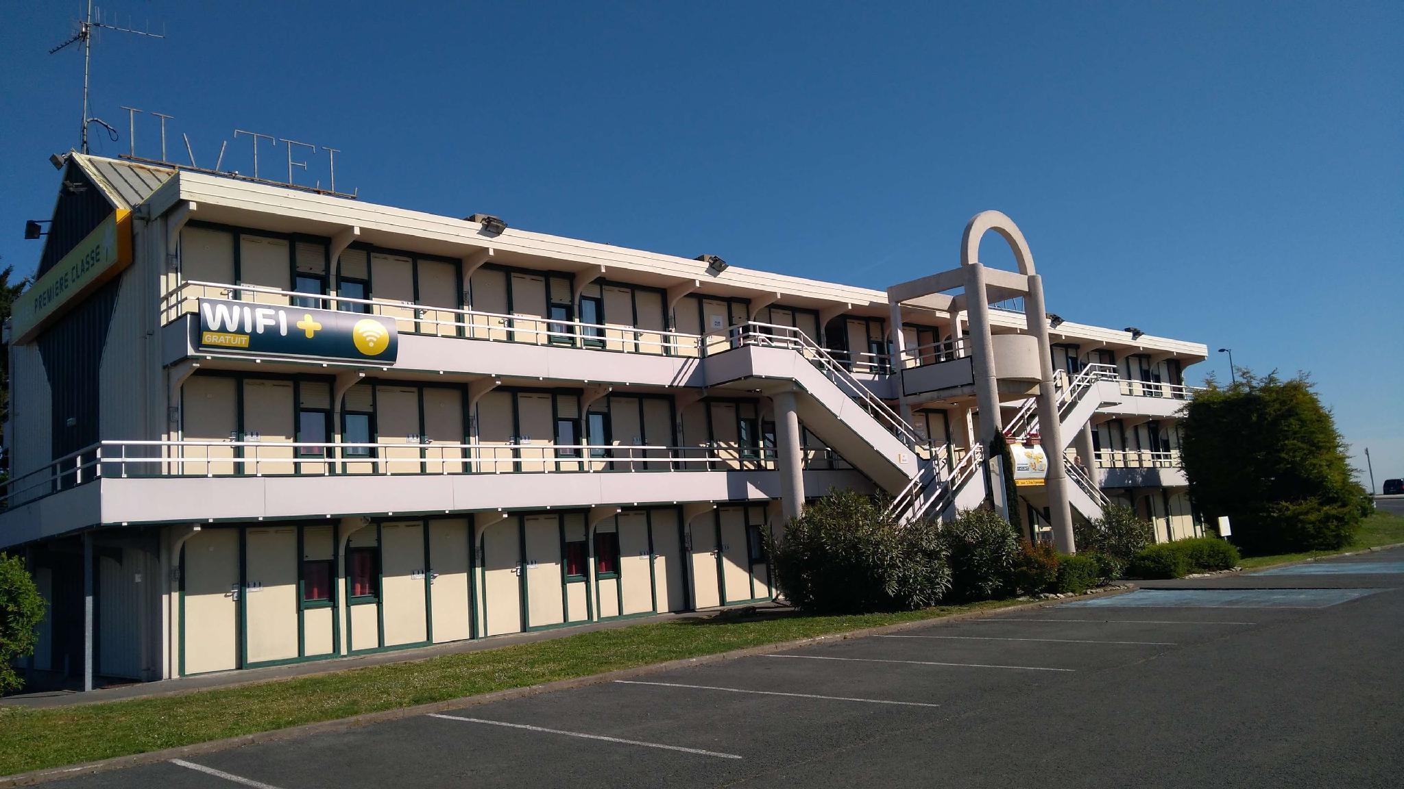 Hôtel Première Classe La Rochelle Sud - Angoulins