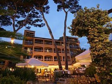 Hotel St Aygulf cote d'azur Van der Valk