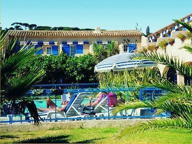 Hôtel de la Nartelle à Sainte-Maxime