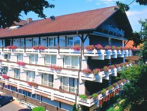 Hotel Bayerischer Hof (Bad Füssing). Doppelzimmer