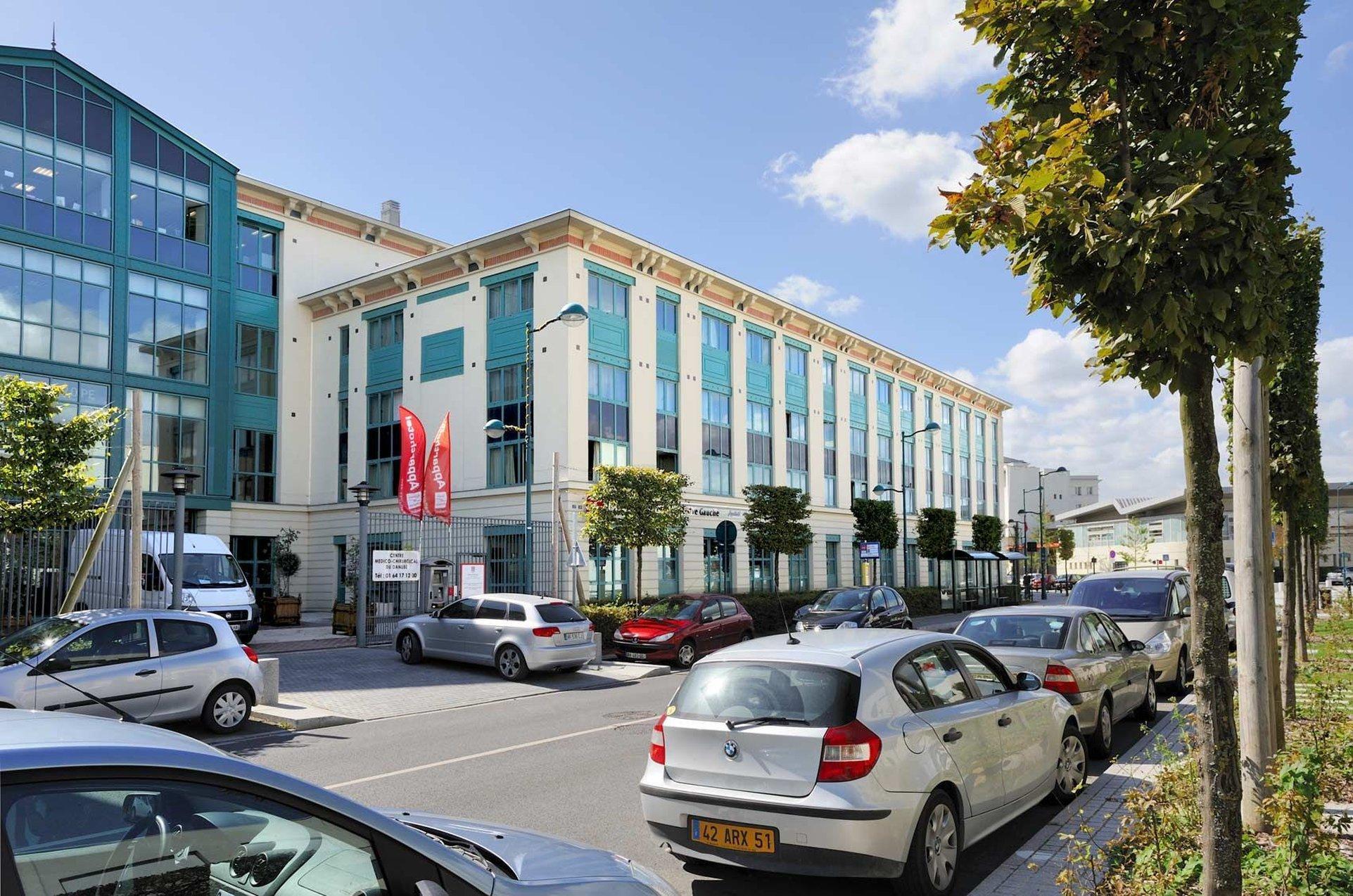 Sejours et Affaires Rive Gauche Aparthotel, Seine-et-Marne