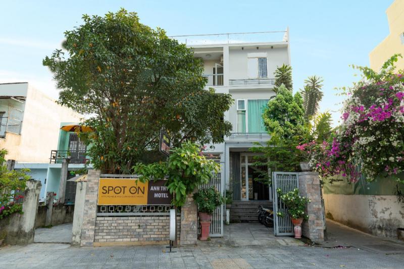 SPOT ON 972 Anh Thy 2 Motel near Da Nang General Hospital