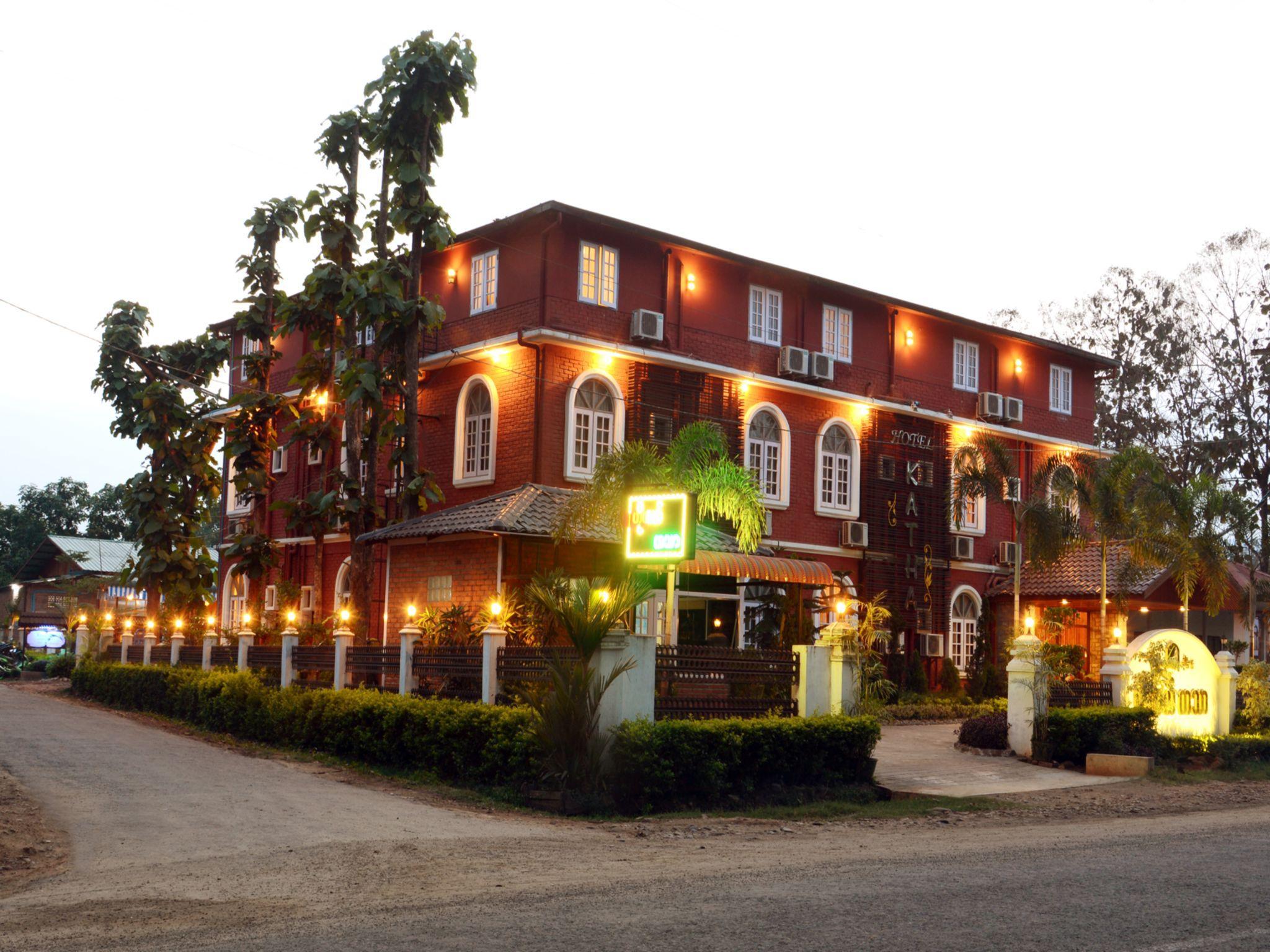 Hotel Katha, Katha