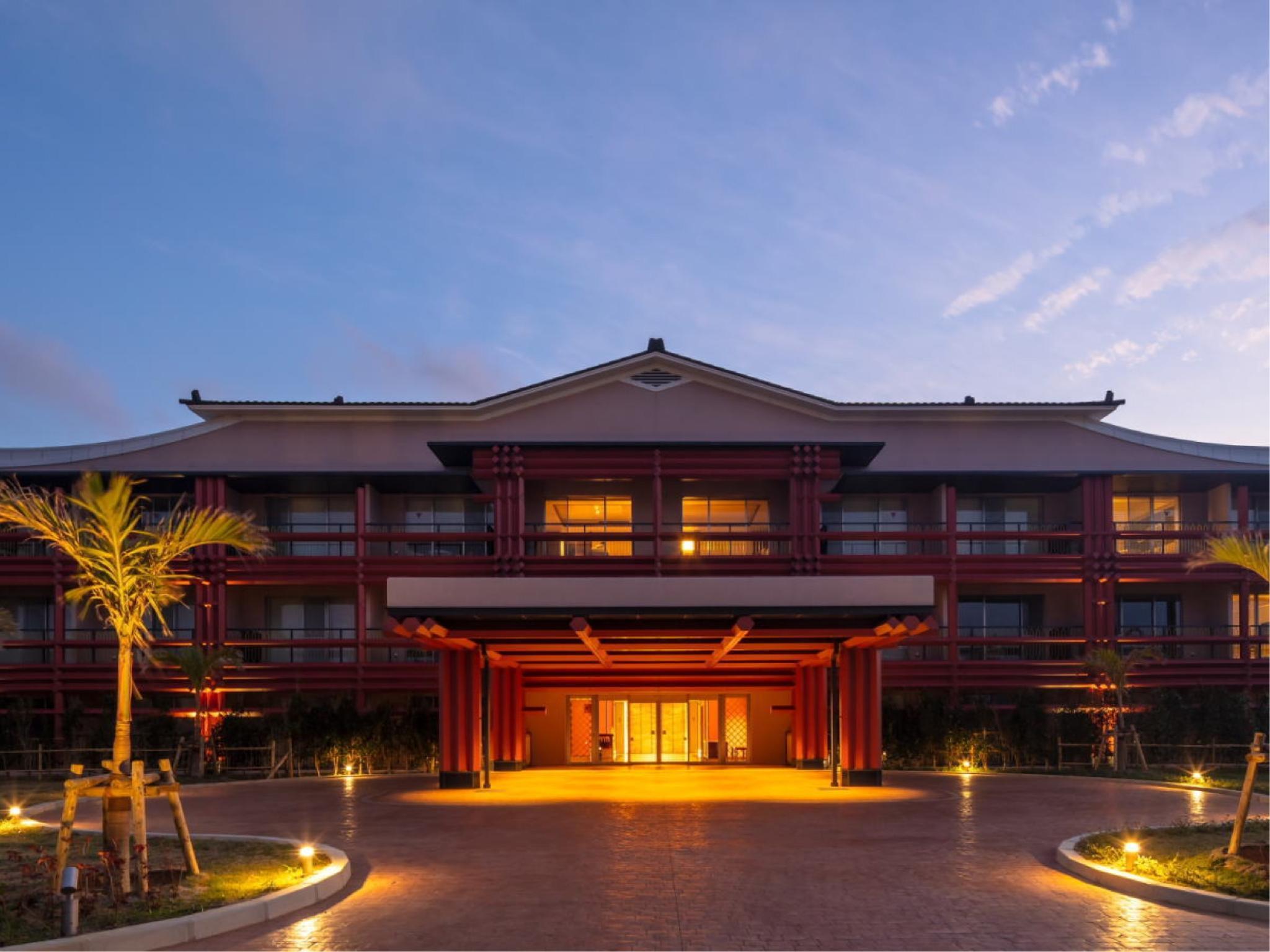 宮古島来間リゾート シーウッドホテル