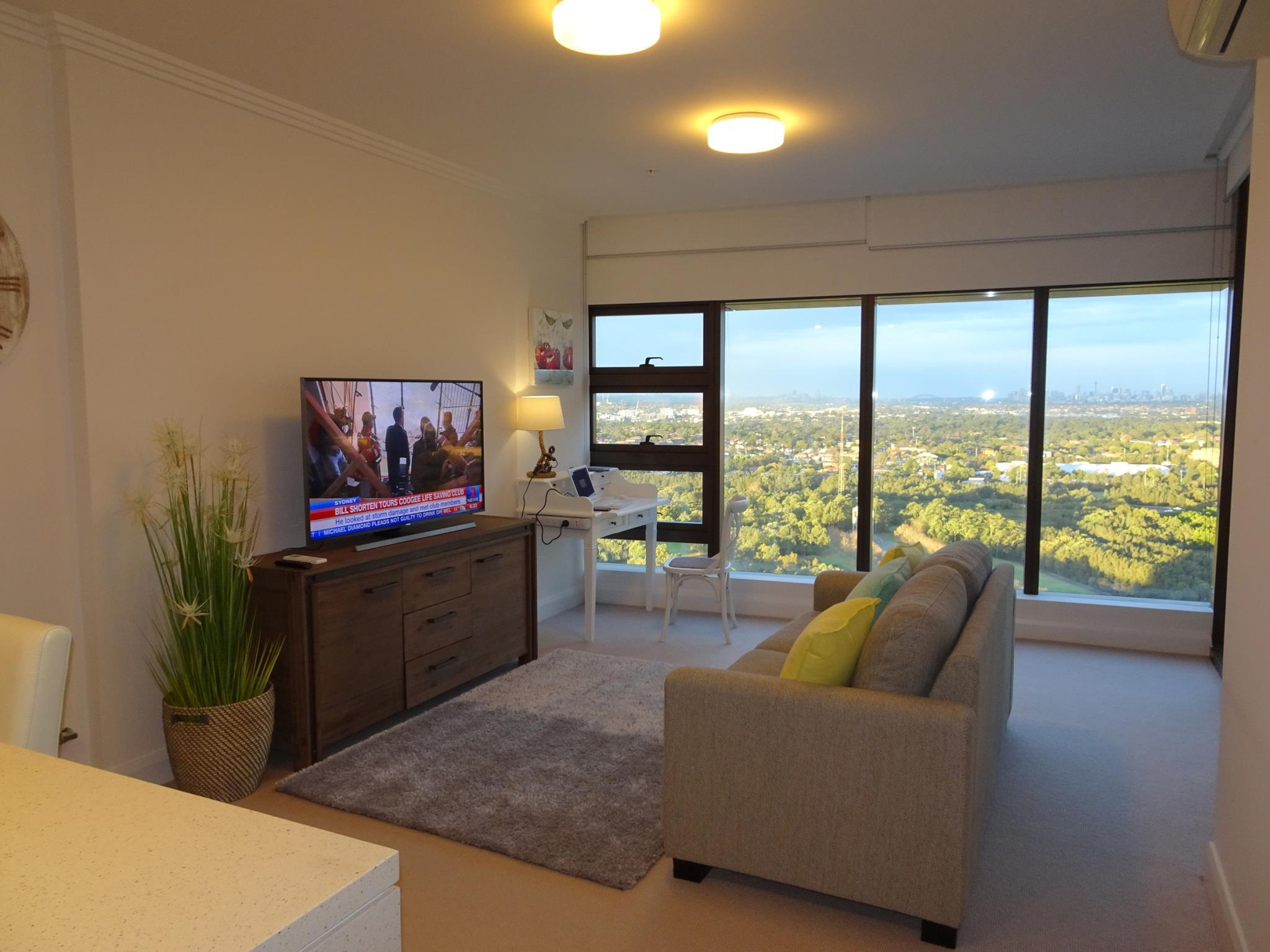 Sydney Olympic Park Apartment, Auburn