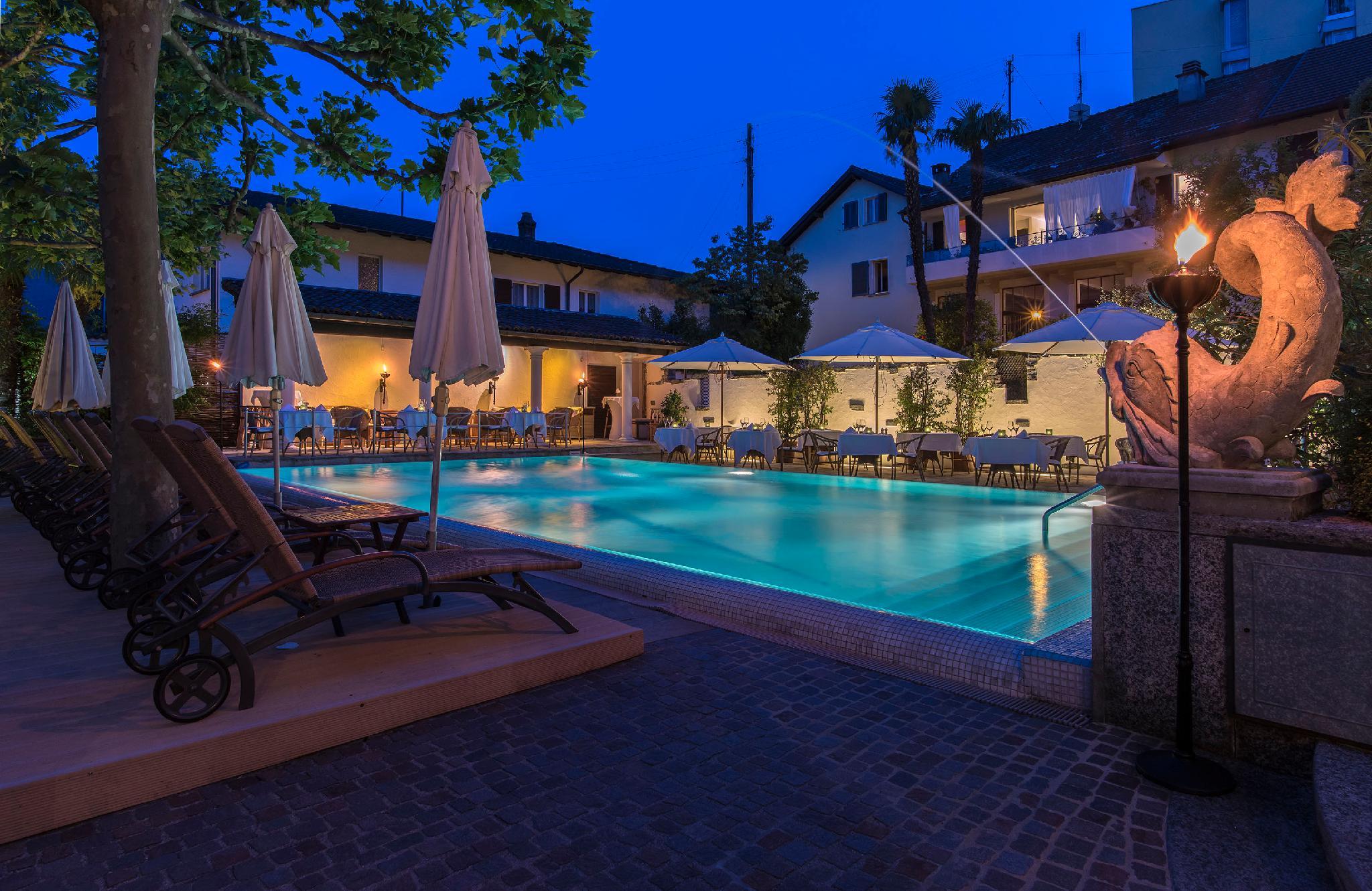 Sunstar Hotel Brissago, Locarno