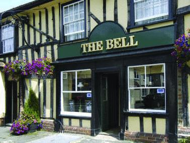 The Bell Hotel, Clare, Suffolk