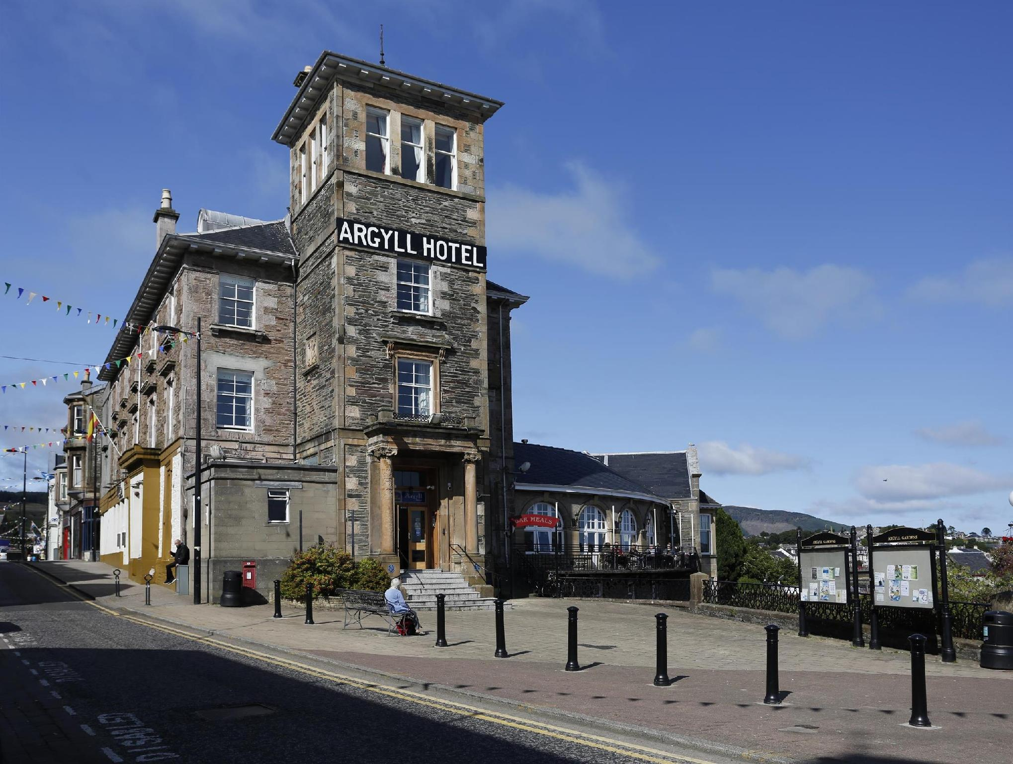 The Best Western Argyll Hotel, Argyll and Bute
