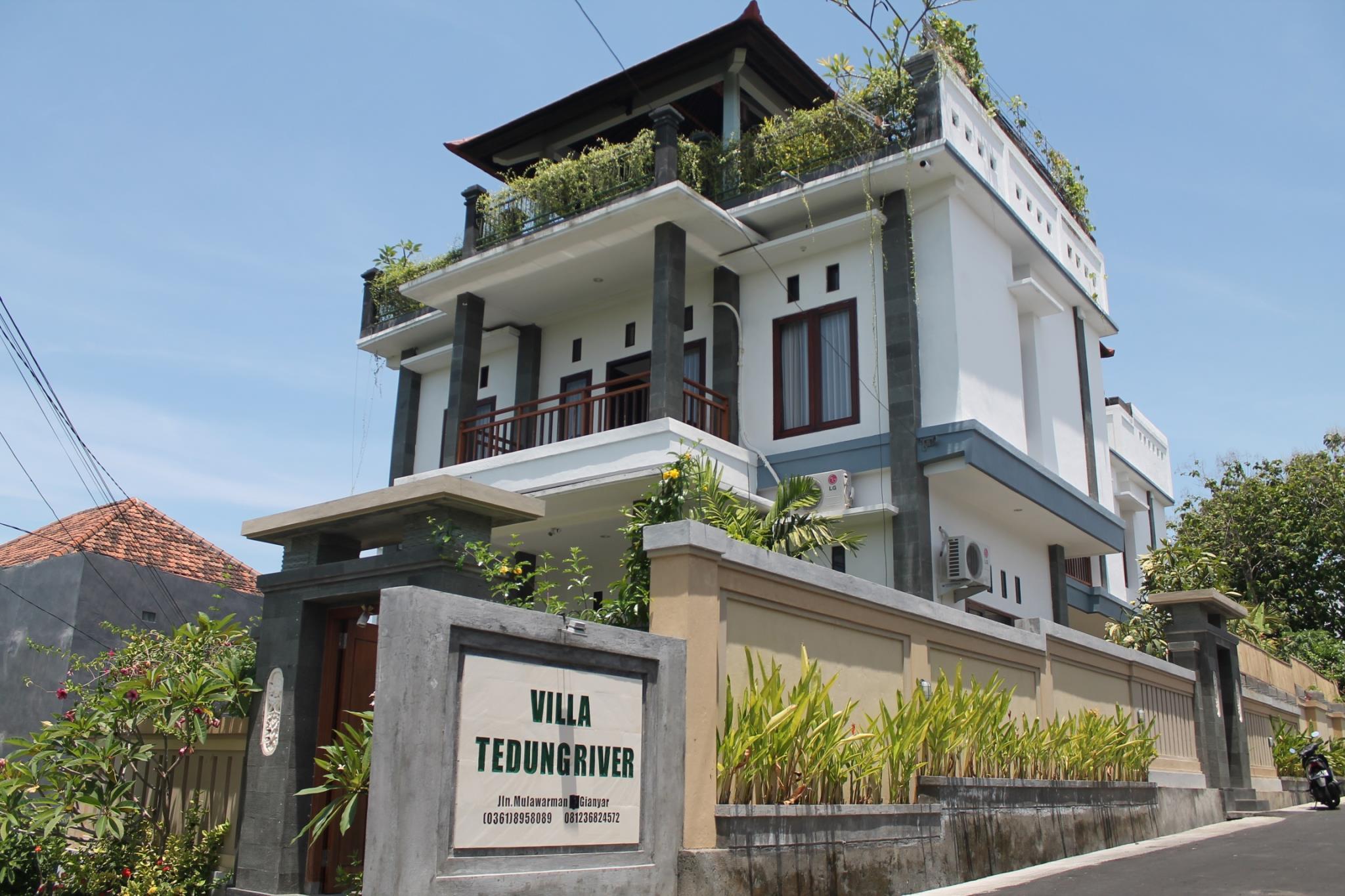 Villa Tedung River, Gianyar