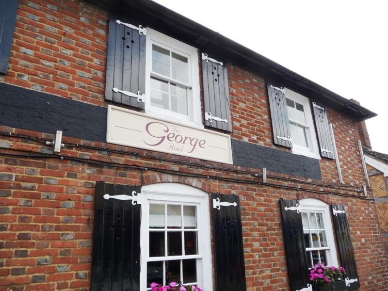 George Hotel Henfield, West Sussex