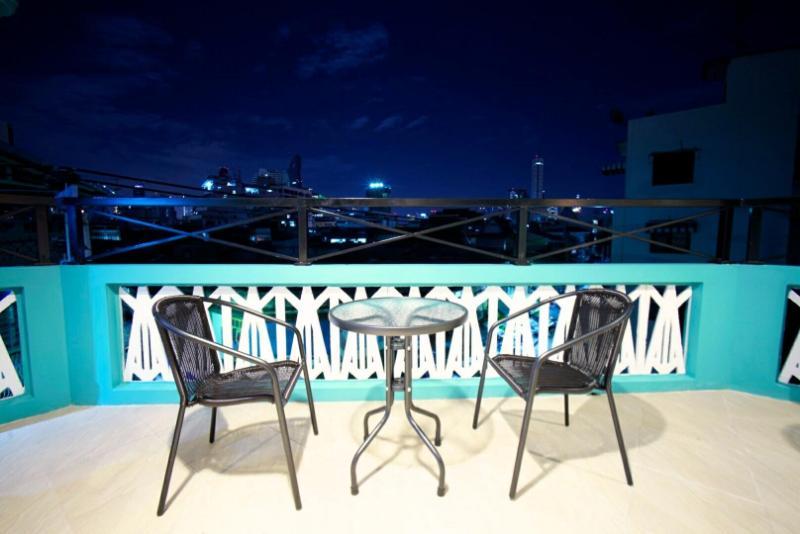 曼谷城市青年旅館
