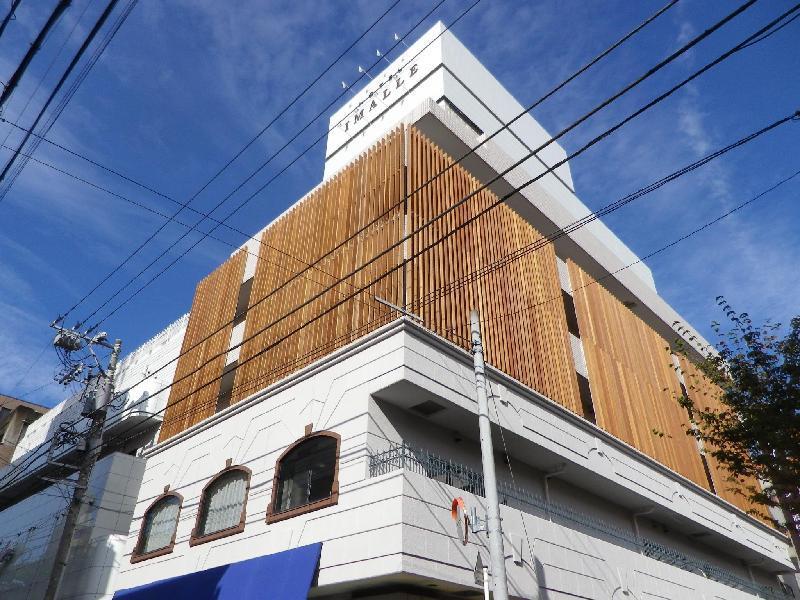 艾瑪蕾飯店 - 橫濱伊勢佐木町