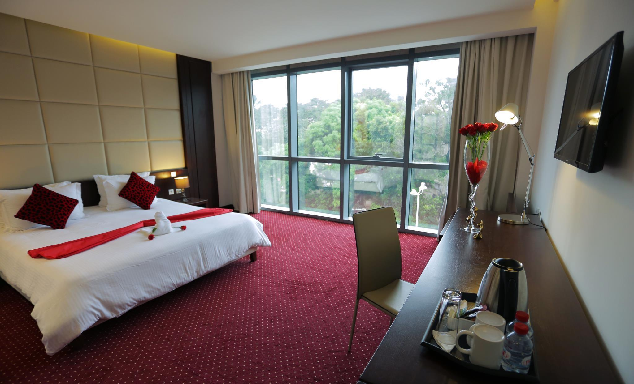 GHS Hotel, Brazzaville