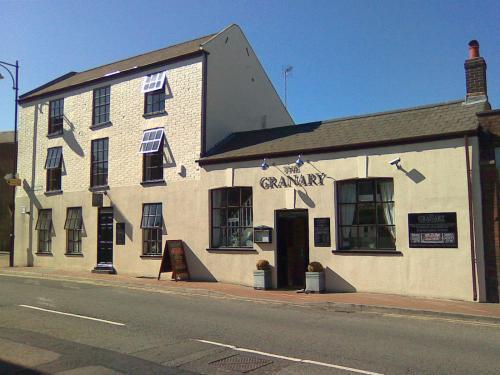 The Granary, Lincolnshire