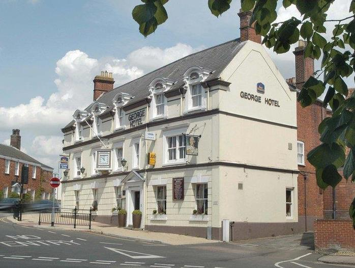 Best Western The George Hotel, Swaffham, Norfolk