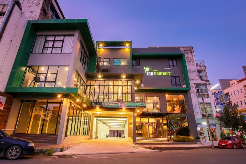 合艾臥房飯店