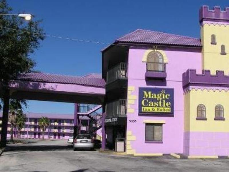 魔幻城堡套房飯店
