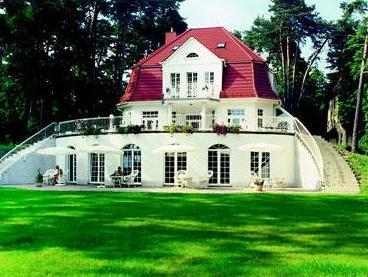 Hotel Villa Contessa, Bad Saarow