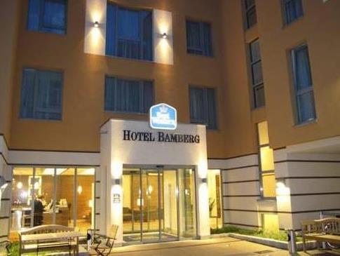 Best Western Hotel Bamberg Nichtraucherhotel, Bamberg
